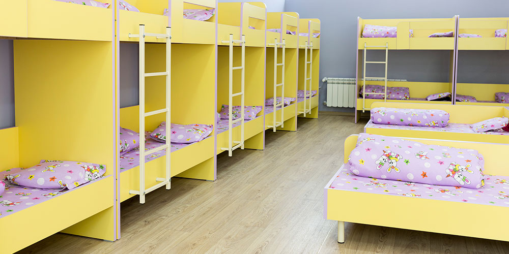 Прачечная для детского сада и ДОУ, стирка белья для государственных и частных детских учреждений